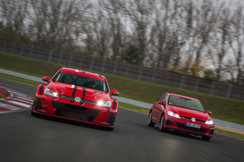 VW Golf TCR 2018